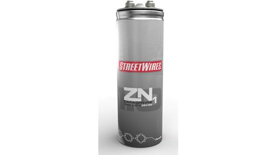 StreetWires ZeroNoise1 Capacitor Front