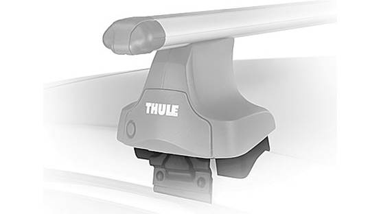 Thule Fit Kit 1516 Front