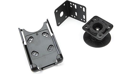 Pro.Fit iPod® Universal Dash-mount Package Front