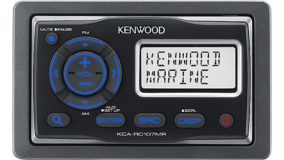 Kenwood KCA-RC107MR Front
