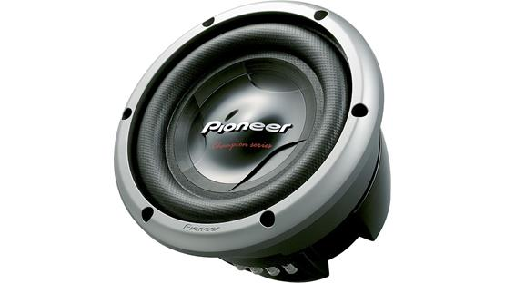 Pioneer TS-W2502D2 Front