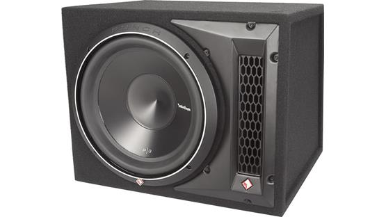 Rockford Fosgate P3-1X10 Front