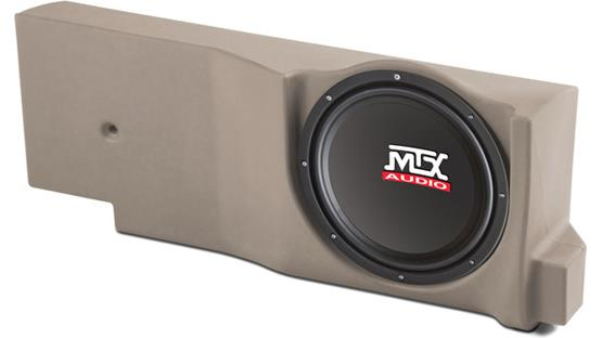 MTX F150C04BK12-TN ThunderForm Bottom of ThunderForm with included 12
