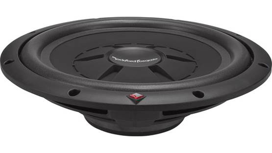 Rockford Fosgate R2SD4-12 Front