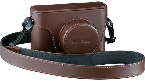 Fujifilm LC-X100 Leather Case Front