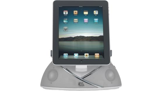 JBL OnBeat™ White (iPad not included)