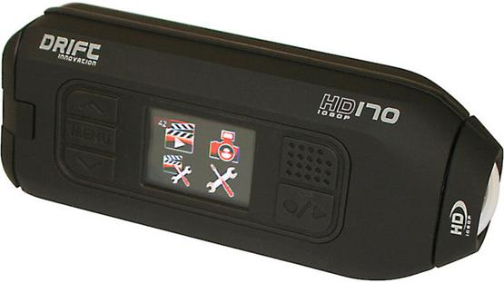 Drift® Innovation HD170 Stealth Camera Front