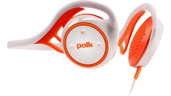 Polk Audio UltraFit 2000 White and Orange