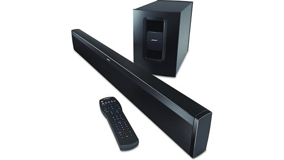 Bose® CineMate® 1 SR digital home theater speaker system Front