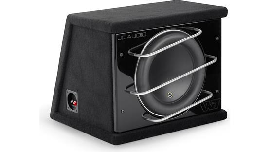 JL Audio CLS112RG-W7AE Front