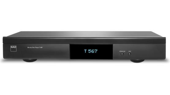 NAD T 567 Front
