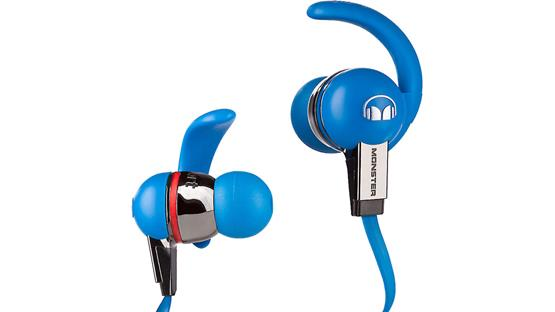 Monster® iSport Immersion Blue