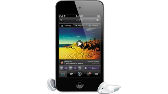 Apple 32GB iPod touch® Black