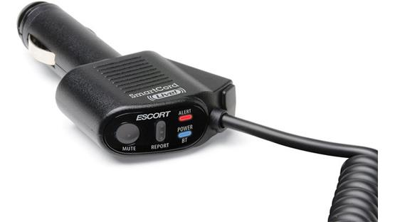 Escort SmartCord Live for Android™ Front