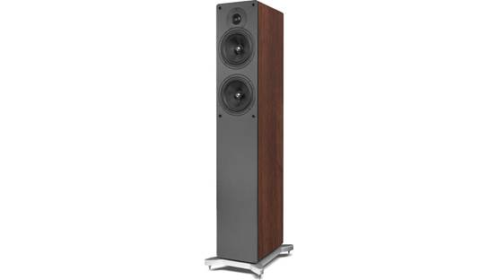 Cambridge Audio S70 Dark oak, with grille off