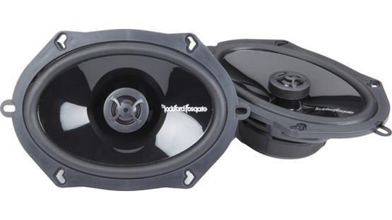 Rockford Fosgate Punch P1572 Front