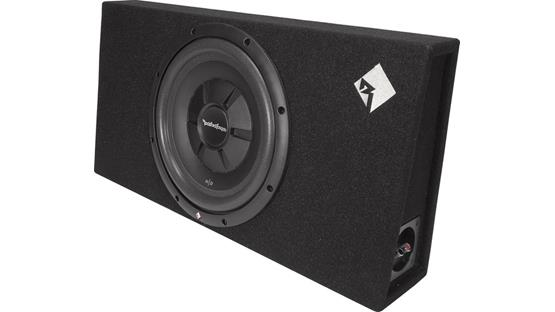 Rockford Fosgate R2S-1X12 Front