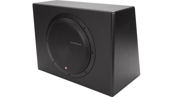 Rockford Fosgate Punch P300-12 Front