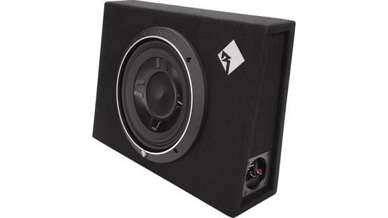 Rockford Fosgate Punch P3S-1X10 Front