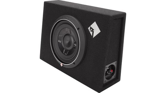 Rockford Fosgate Punch P3S-1X8 Front