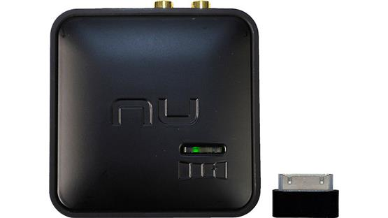 NuForce Air DAC iWireless System™ Front
