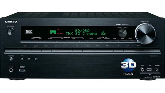 Onkyo TX-NR717 Front