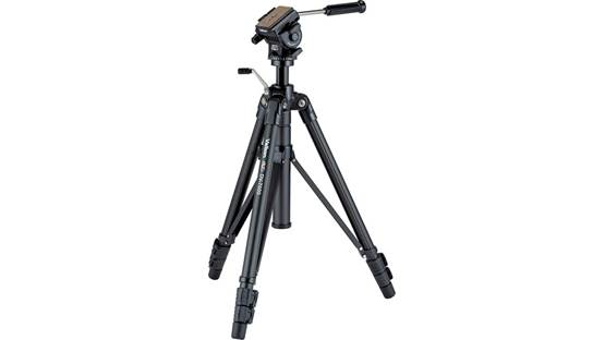 Velbon DV-7000 Video Tripod Front