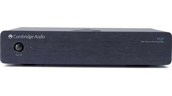 Cambridge Audio Azur 551P Black