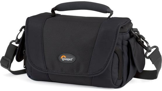 Lowepro Edit™ 130 Front (Black)