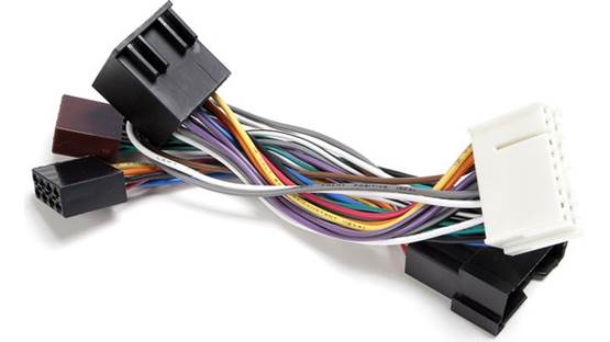 Helix PP-AC26 Plug and Play Harness Front