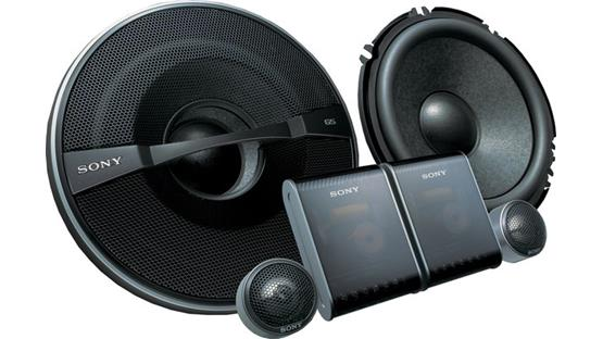 Sony XS-GS1720S Front