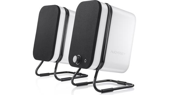 Audyssey Wireless Speakers Front