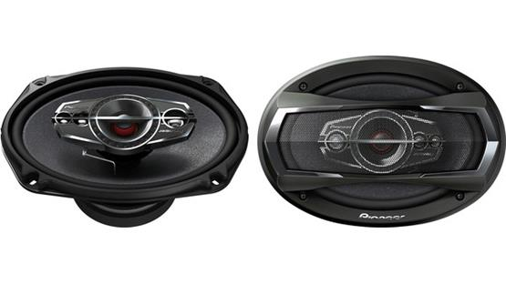 Pioneer TS-A6995R Front