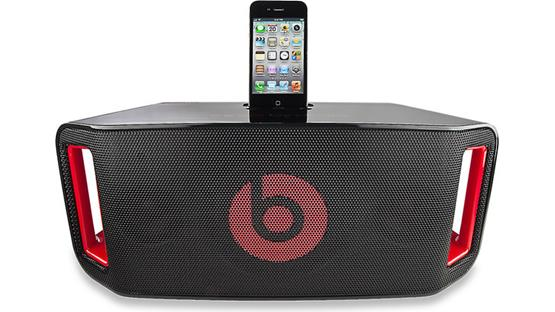Beats by Dr. Dre™ Beatbox Portable™ Black (iPhone not included)