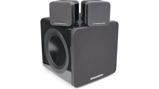 Cambridge Audio S212-V2 Black