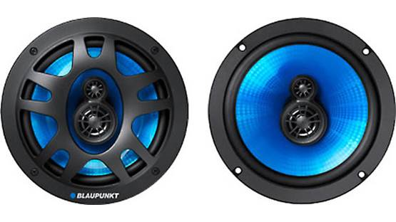 Blaupunkt GT Power 54.2 c Blaupunkt GT Power 65.3x speakers shown