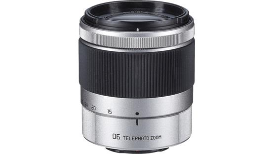 Pentax 06 Telephoto Zoom Lens Front