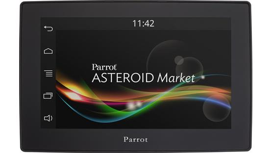 Parrot ASTEROID Tablet Front