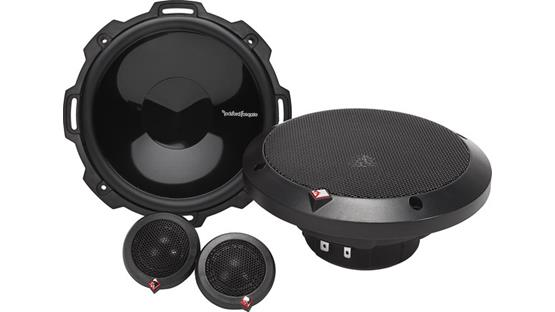 Rockford Fosgate Punch P1675-S Front