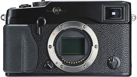 Fujifilm X-Pro1 (no lens included) Front