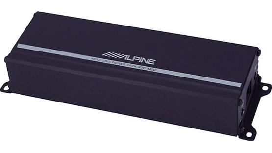 Alpine KTP-445U Power Pack Front