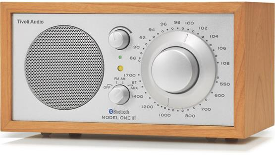 Tivoli Audio Model One® BT Cherry/Silver