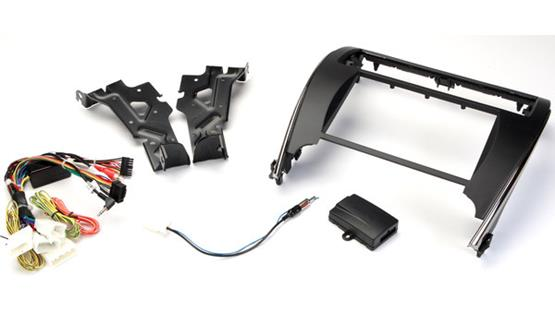 Alpine KTX-CMY8-S Restyle Dash and Wiring Kit Package pictured