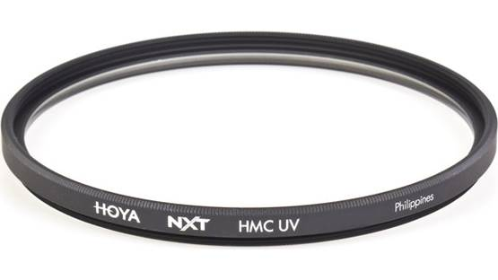 Hoya NXT UV Filter Front (62mm)