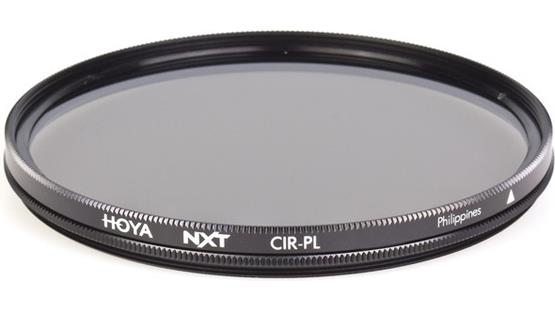 Hoya NXT Circular Polarizer Filter Front (77mm)