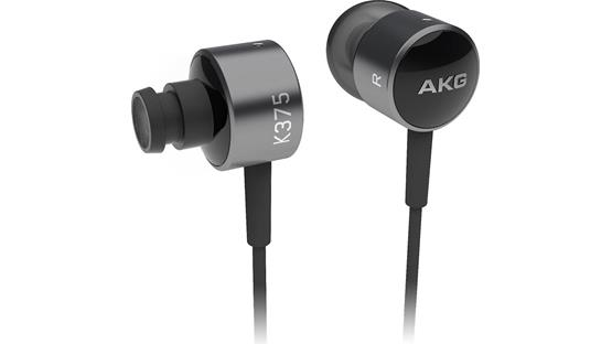 AKG K375 Front (shown with ear tips removed)