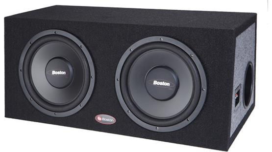 Boston Acoustics G112PD Front
