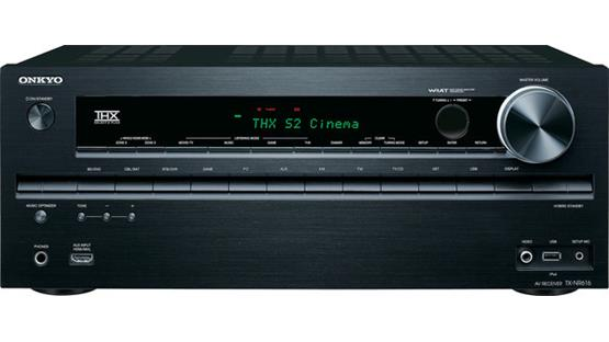 Onkyo TX-NR616 Front