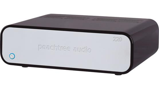 Peachtree220 Front (Black)