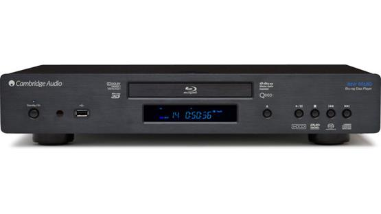 Cambridge Audio Azur 651BD Front